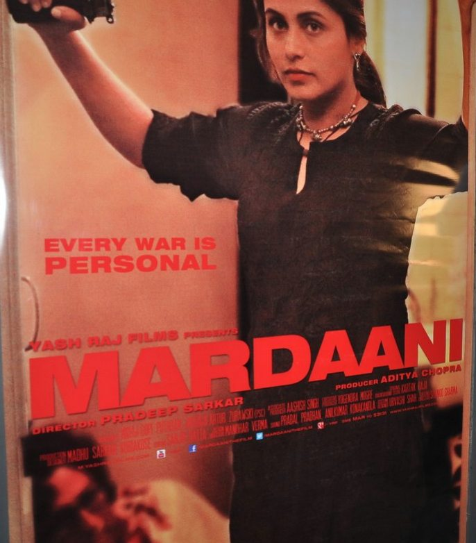 mardaani poster 2