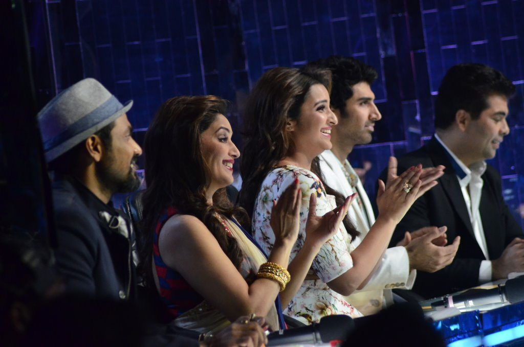 parineeti on Jhalak (12)