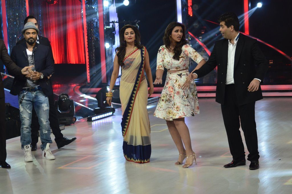 parineeti on Jhalak (13)