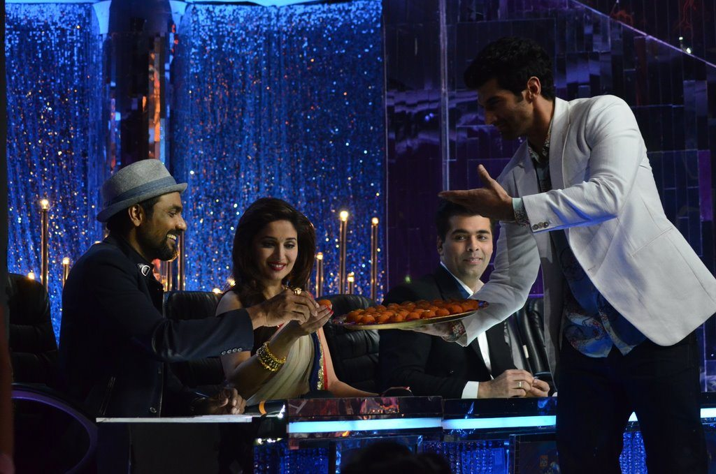parineeti on Jhalak (20)