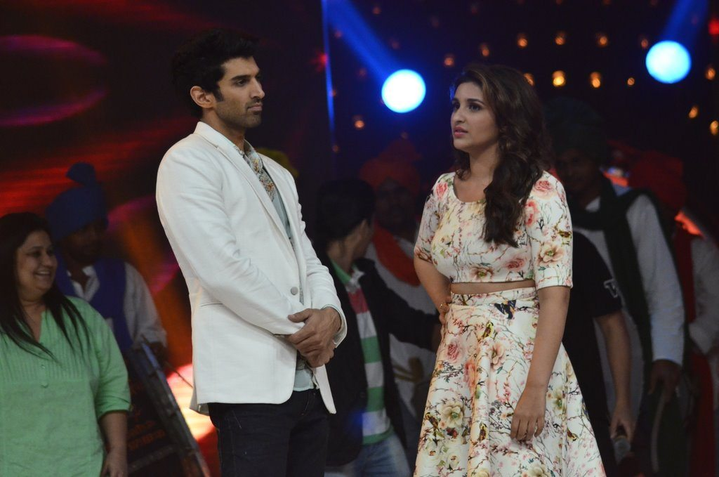 parineeti on Jhalak (23)