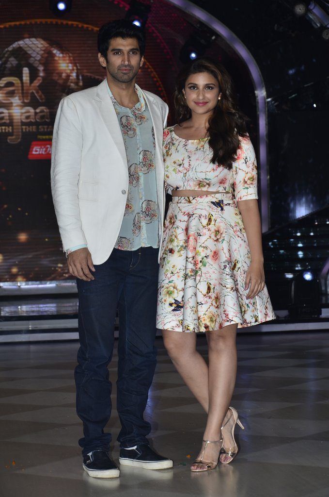 parineeti on Jhalak (4)
