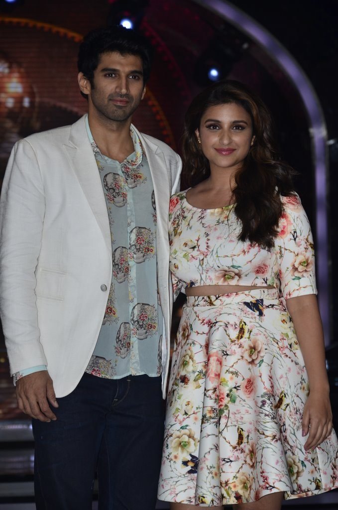 parineeti on Jhalak (5)