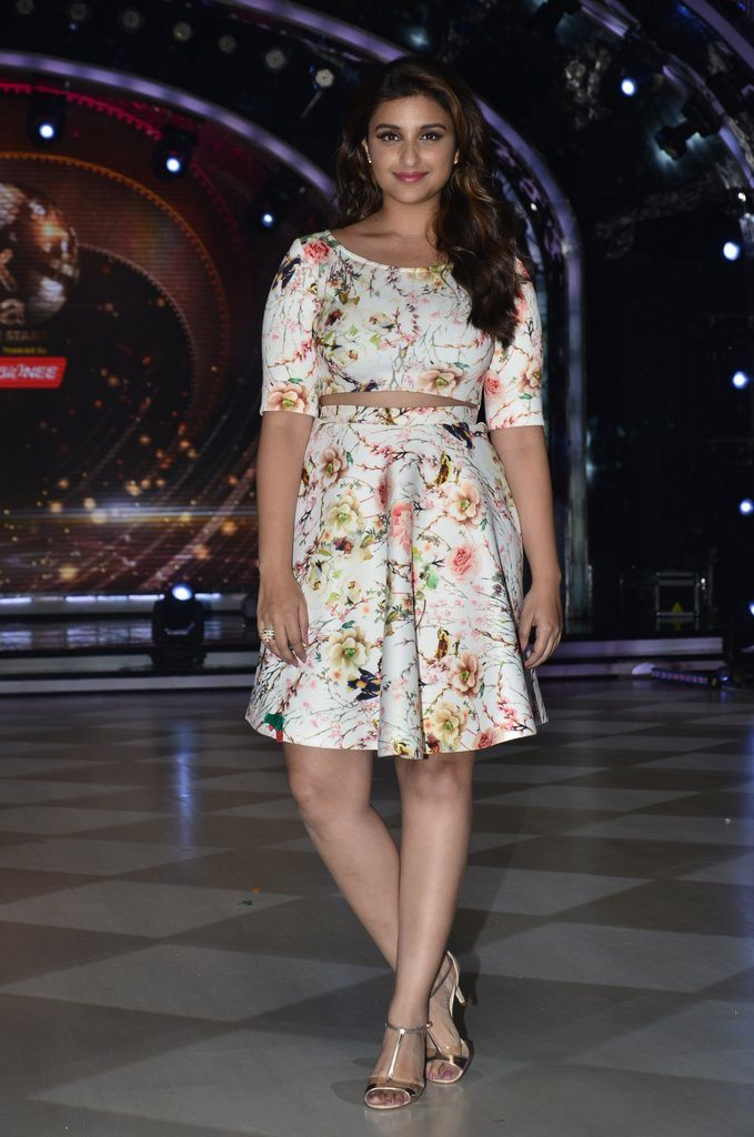 parineeti on Jhalak (6)