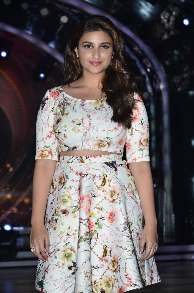 parineeti on Jhalak (7)