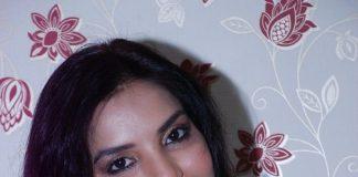 Sana Khan at Mansi Pritam's birthday bash
