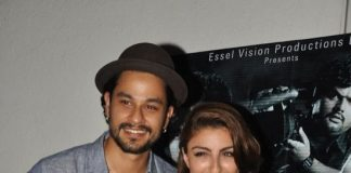 Soha Ali Khan and Kunal Khemu attend special screening of 3 A.M.