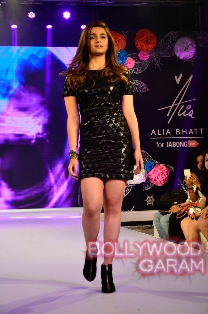 Alia Bhatt jabong