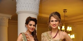 Celebs attend Amy Billimoria's wedding collection show