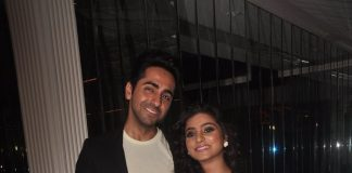 Ayushman Khurrana at Neha Marda birthday bash
