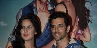 Katrina Kaif and Hrithik Roshan launch Bang Bang title track