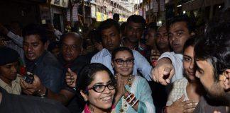 Bollywood celebrities celebrate Ganesh Festival – Photos