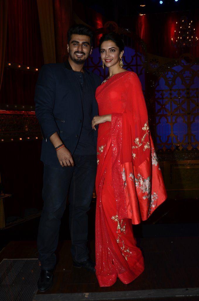 Deepika arjun cine stars (1)