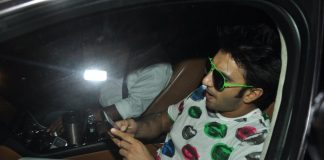Ranveer Singh and Anushka Sharma at Dil Dhadakne Do completion bash – Photos