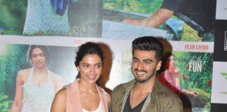 Arjun Kapoor and Deepika Padukone Bollywood's hot new couple?