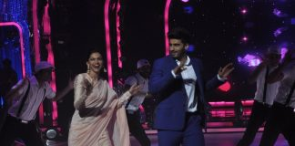 Arjun Kapoor and Deepika Padukone promote Finding Fanny on Jhalak Dikhla Jaa – Photos