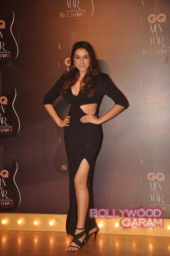 Anindita Nayar at the GQ Men Of The Year Awards 2014