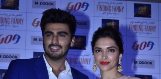 Arjun Kapoor and Deepika Padukone attend Finding Fanny and Goa State Tourism event