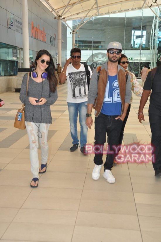 Haider stars at airport-2