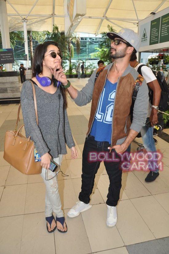 Haider stars at airport-3