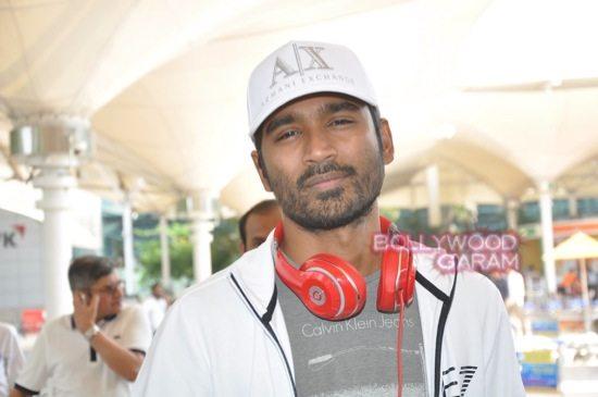 Haider stars at airport-8