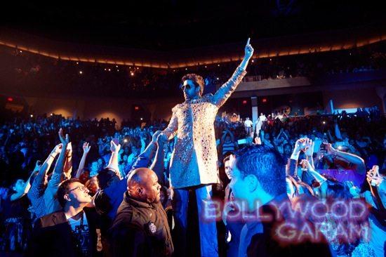 Happy New YEar Slam Tour Chicago -1