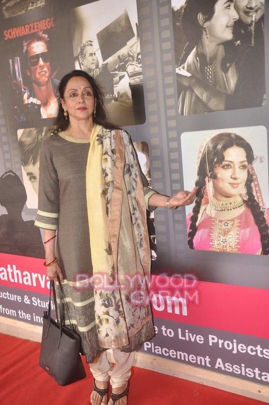 Hema malini at atharva college-3