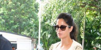 Hrithik Roshan and Katrina Kaif off to Delhi for Bang Bang press conference – Photos