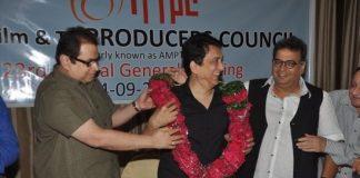 Subhash Ghai and David Dhawan attend IFTPC press meet