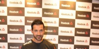 Nargis Fakhri and John Abraham at Reebok Fitness Studio launch