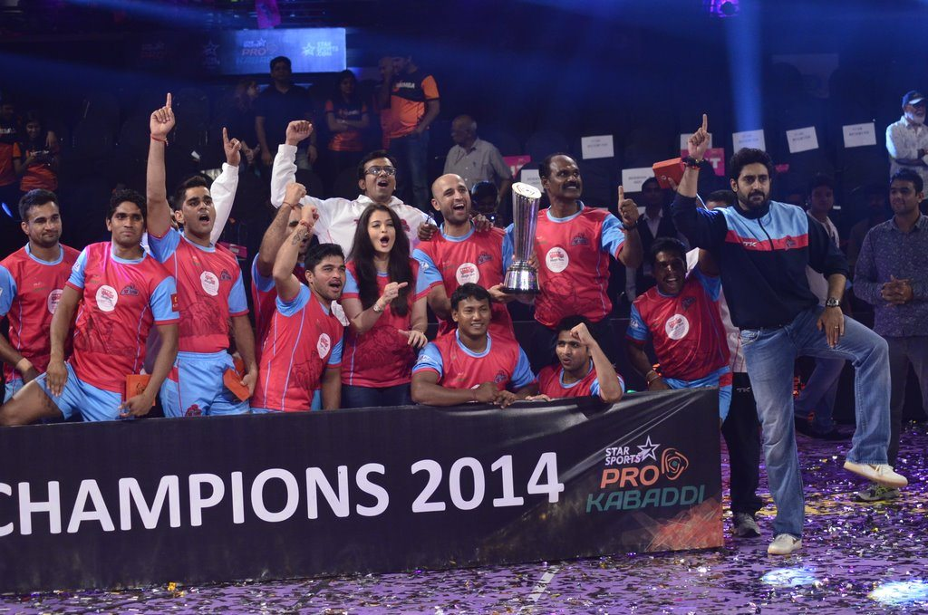 Kabaddi league winners (1)