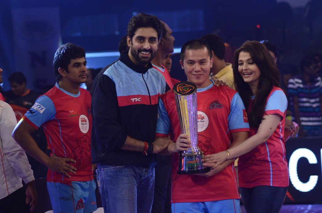 Kabaddi league winners (10)