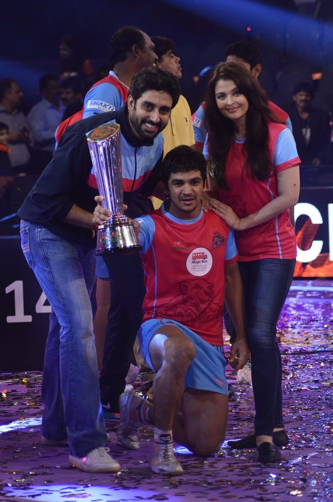 Kabaddi league winners (11)