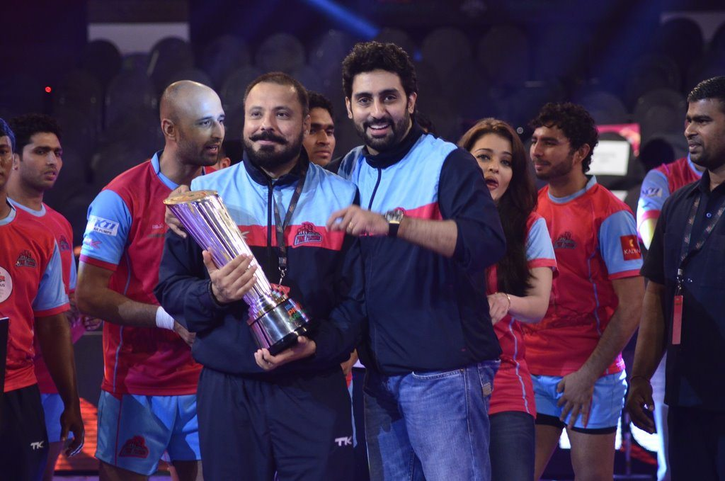 Kabaddi league winners (12)