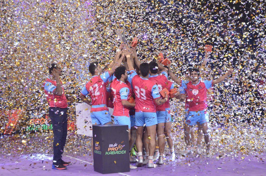 Kabaddi league winners (17)