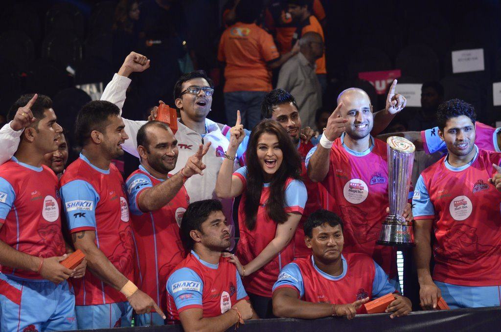 Kabaddi league winners (2)