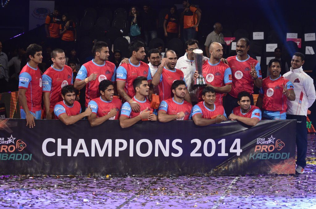 Kabaddi league winners (21)