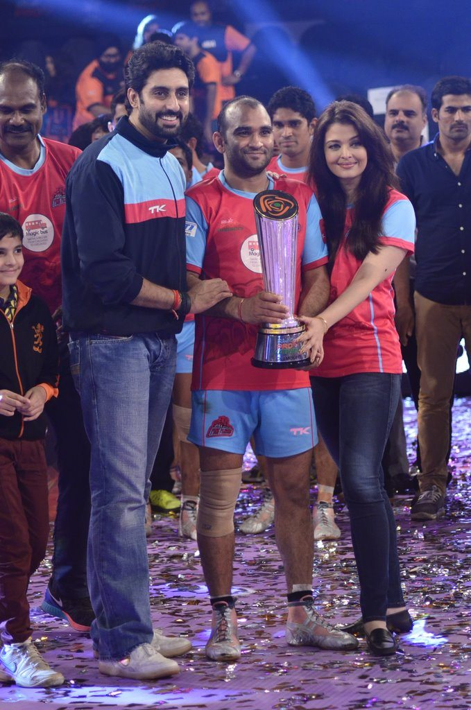 Kabaddi league winners (4)