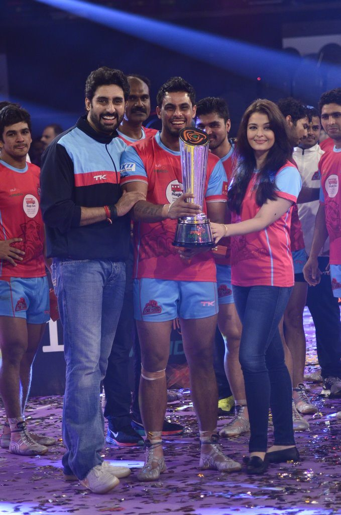 Kabaddi league winners (7)