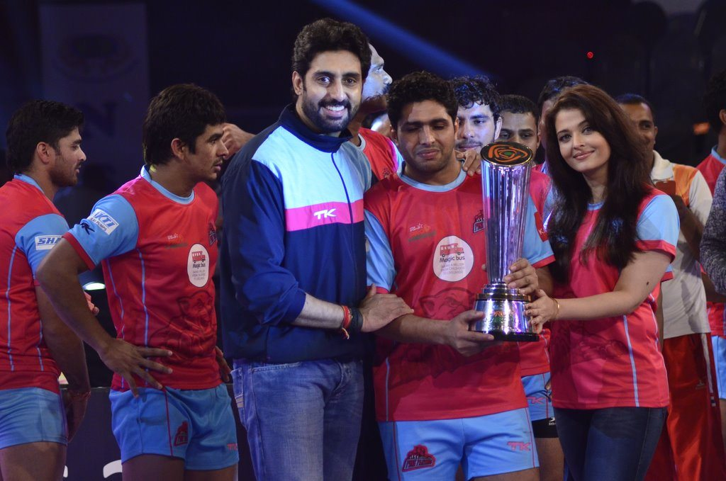 Kabaddi league winners (9)