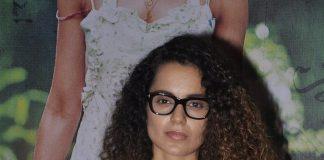 Kangana Ranaut and Kriti Sanon attend Finding Fanny screening – Photos