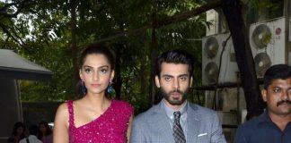 Fawad Khan and Sonam Kapoor promote 'Khoobsurat'