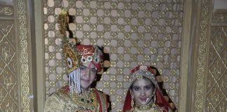 TV actors shoot for Maharana Pratap wedding scene