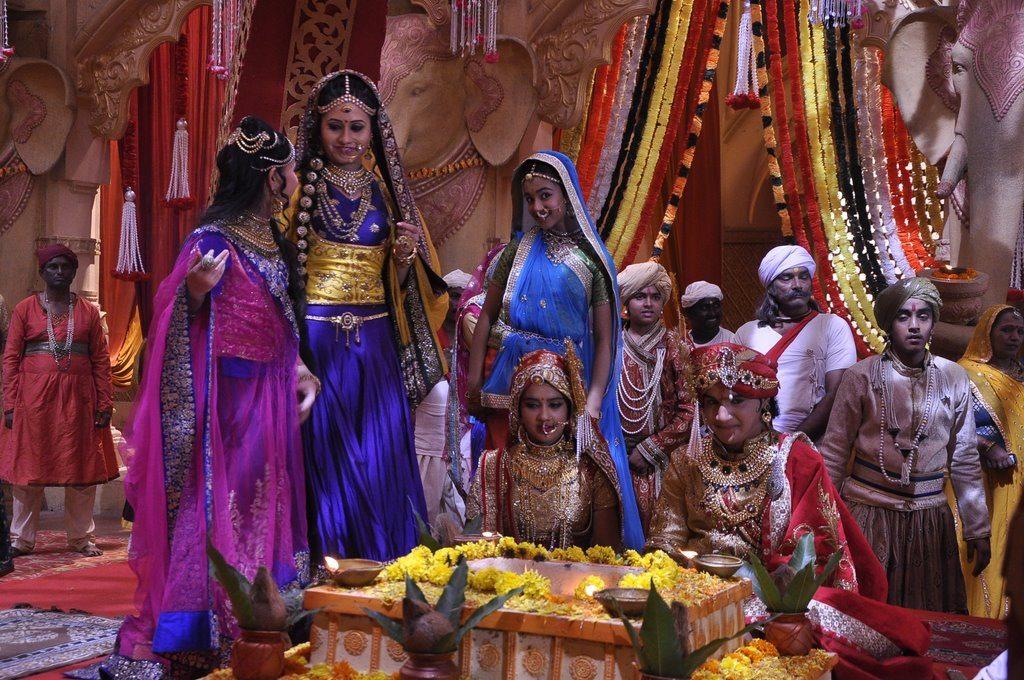 Maharana pratap wedding (5)