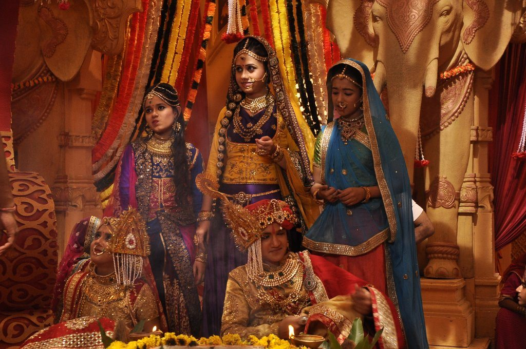 Maharana pratap wedding (6)