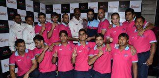 Celebs attend Mahindra's Pro Kabaddi league success bash