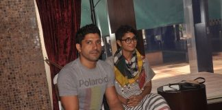 Kiran Rao and Farhan Akhtar attend 16th Mumbai Film Festival press event