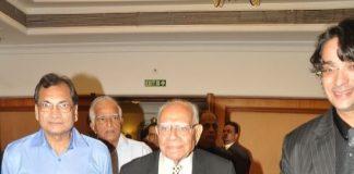 Pahlaj Nihalani hosts success bash for Shatrughan Sinha