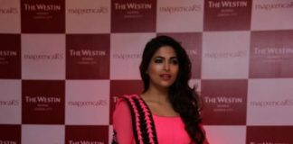 Parvathy Omanakuttan attends Riddhi Siddhi Cocktail bash