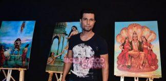 Randeep Hooda attends Rangrasiya music launch